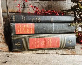 Old Books - Old Somerset Maugham & Ellen Glasgow