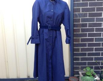 Vintage Raincoat