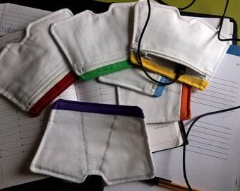 Kit white rainbow boxer