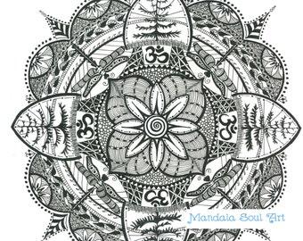 Mandala Soul Art - An Adventure