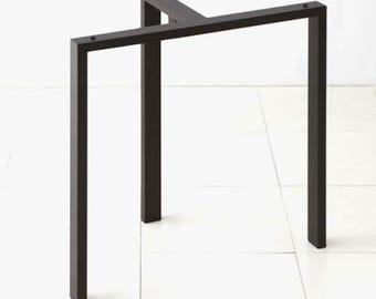 Metal Table Legs,Glass Tabletop Metal Base,Wood Tabletop Metal Base,Coffee Table Metal Legs,Handmade,Custom Sizes.