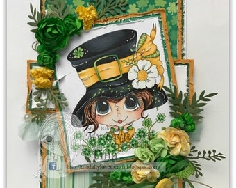 My Bestie Saint Patrick's Day Card