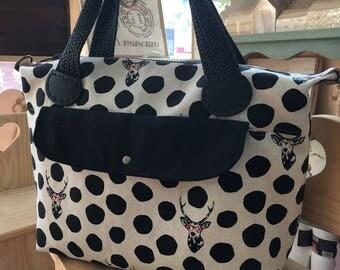 Tote,, Handmade bag, Hand bag