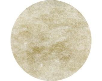 Organic Wool Batting - Merino - Bulk Batting by the pound  - Wool Stuffing for Needle/Wet Felting, Tamping, Doll Making, Filling