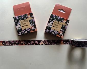 Beautiful Ladies Washi Tape, Japanese Ladies Washi Tape, girls Washi Tape, masking tape. decor tape, scrapbooking tape, journal tape