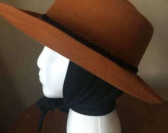 Camel Brown Hat