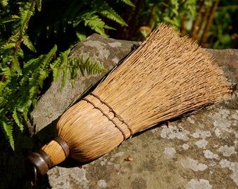 Vintage Whisk Broom  - Sabbat - Altar - Pagan - Wicca - Witchcraft