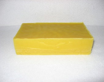 Pure Beeswax - 1 pound block