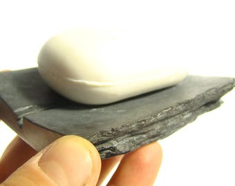 soap dish stone handmade bathroom natural decoration