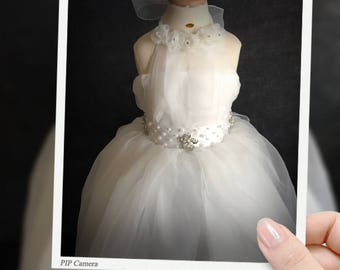 Mini Bride Dress, Bridemaids dress, dresses, wedding