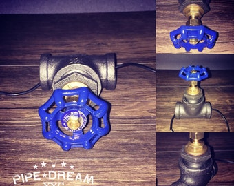 Water Tap Rotary Switch for Pipe Lamp projects