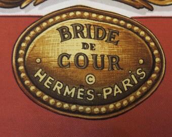 Foulard HERMES - Paris