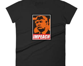 Impeach Trump - Women's T-shirt