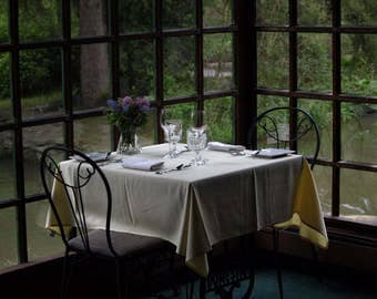 Table for two at Green Gables