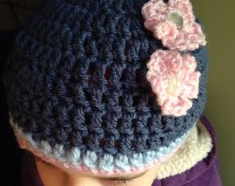 Pixy Flower Hat