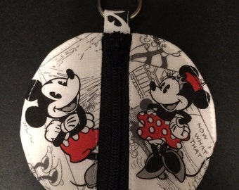 Disney Earbud Pouch/Coin Purse