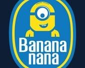 Banana Nana - Tee