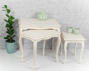 Shabby Chic table set