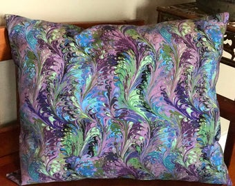 LOWER PRICES! Stunning Psychedelic Throw Pillow!