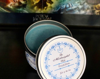 Poseidon 8oz Candle