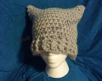 Cat Ear Hat