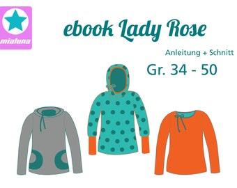 PDF Mønster - Lady Rose