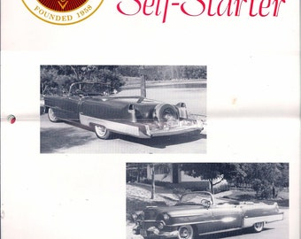 Cadillac La Salle Club THE SELF-STARTER July 1984 / 1949 Coupe de Ville