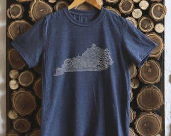 Topography Kentucky | Tee