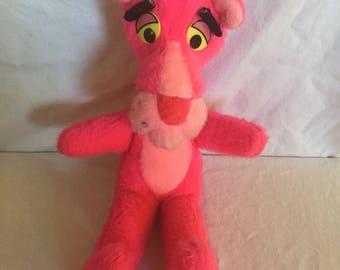 Vintage Pink Panther Plush