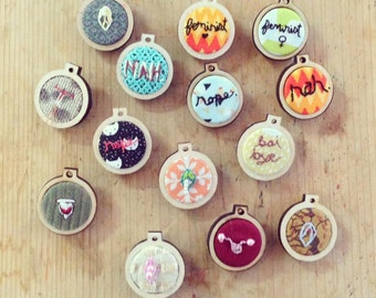 1 inch embroidery pins