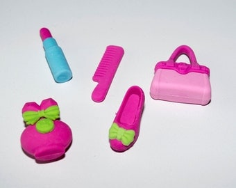 Eraser set of 5