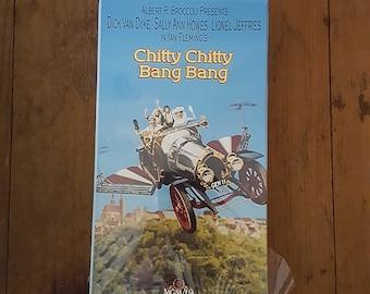 Chitty Chitty Bang Bang Vintage VHS Tape