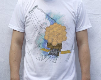 James Webb Space Telescope T shirt