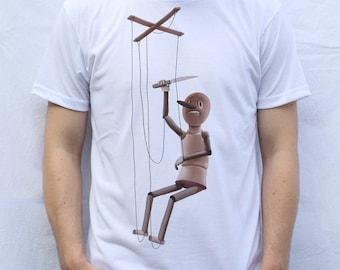 Marionette Manipulator T shirt
