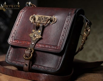 Victorian / Steampunk Shoulder Bag