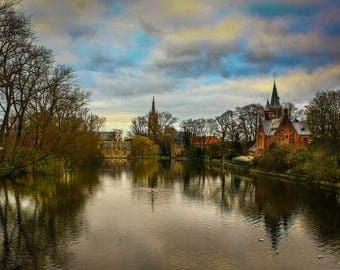 Postcard City Bruges
