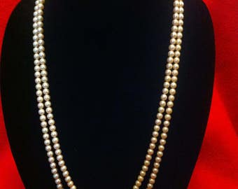 Antique Fresh Water Pearl Necklace
