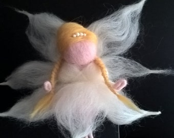FAIRY CARDED WOOL