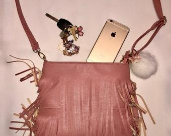 Fun Flirty Fringe handbag!