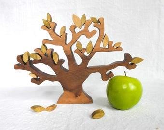 Wooden Balancing Tree