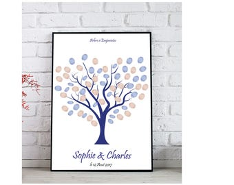 Tree prints for marriage - tables Pers'o