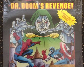 Dr. Doom's Revenge Computer Game by Paragon Software