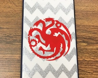 Game of Thrones House Targaryen Decal 2 or 3 inch Free Shipping