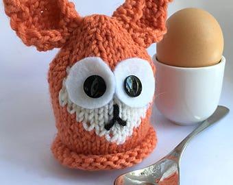 Foxy Loxy Egg Cosy