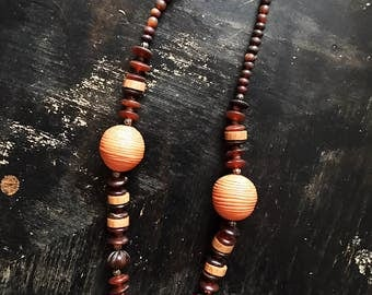 Vintage Beaded Necklace