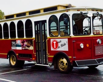 Woodstock, GA Trolley