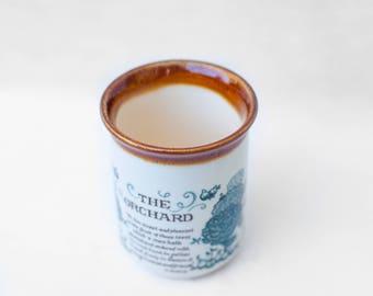 Vintage ceramic coffee cup / mug BILTONS made in England