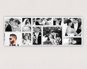 Facebook Timeline Cover - Template for Photographers F03