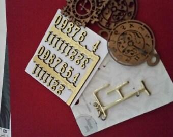 Crafting clock faces +
