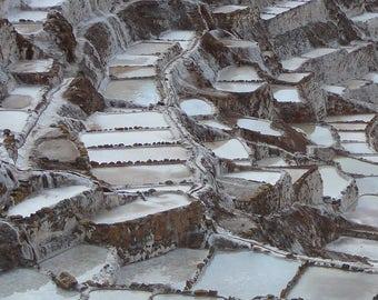 Salt Mine Pools